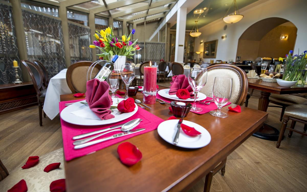 Romantic getaway at Boutique hotel Seven Days Prague